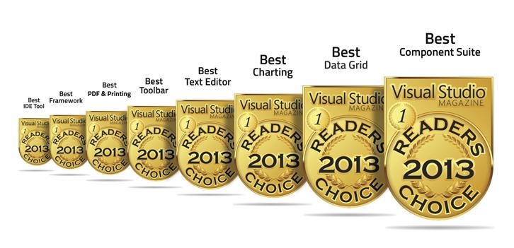 Visual Studio Magazine Readers Choice Awards