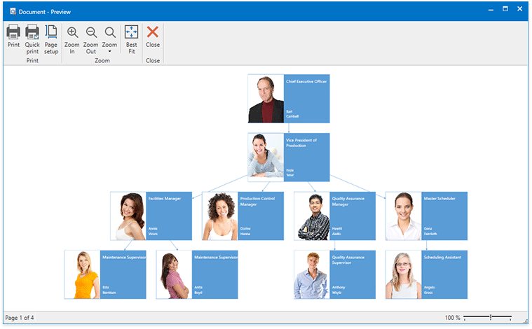 WinForms and WPF Diagram Control - Amazing New Features