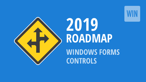 Windows Forms 2019 Roadmap – Your Vote Counts