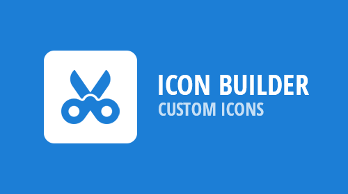 WinForms - Icon Builder - Custom Icons