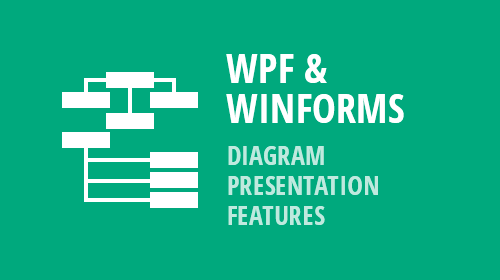 WPF/WinForms - Diagram Control - Presentation Features (v18.2)