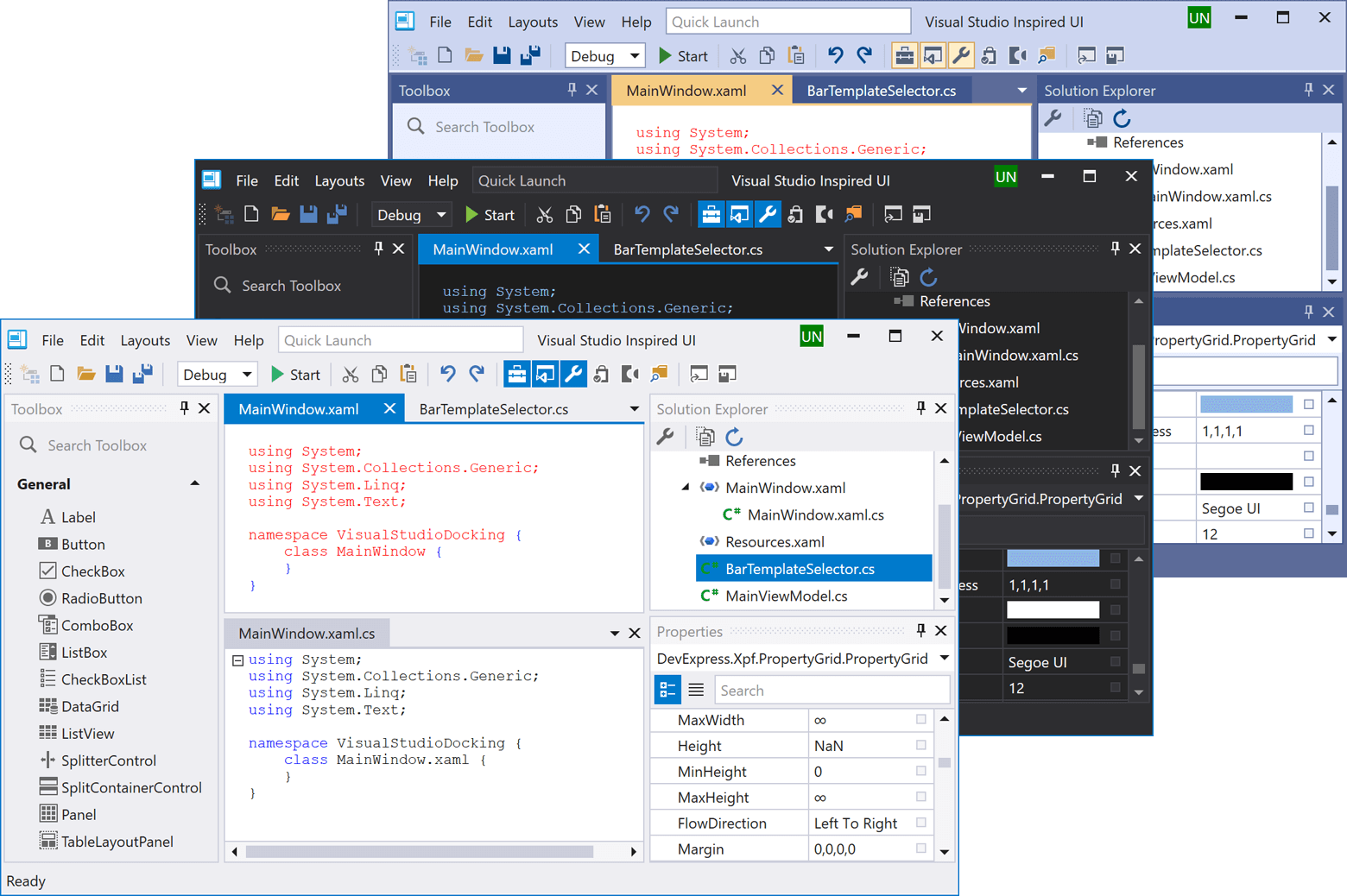 Office 2019 Themes