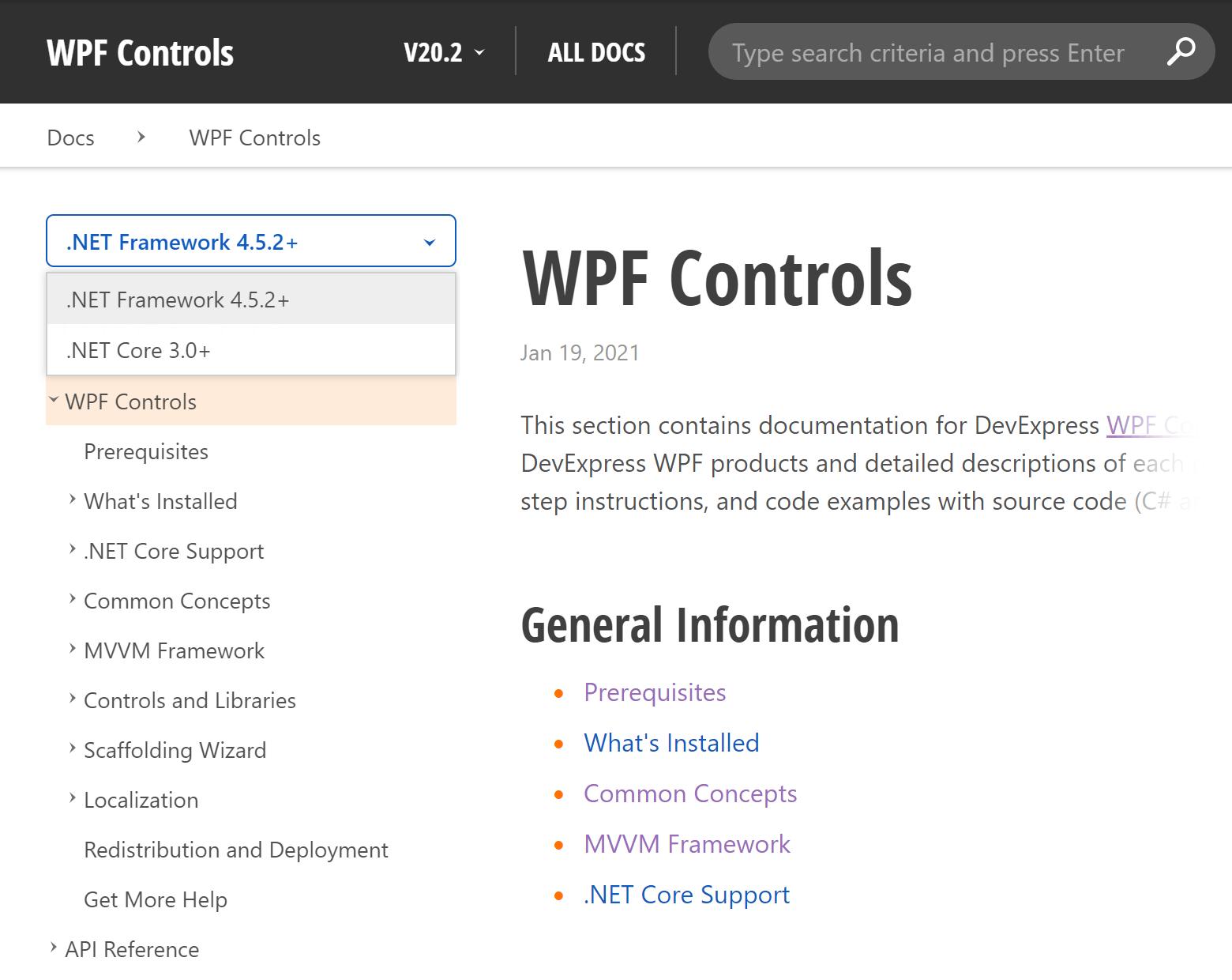 WPF & WinUI   20 Roadmap