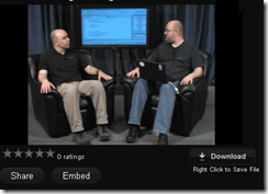 Video: TechEd Talk on Functional Programming in C#