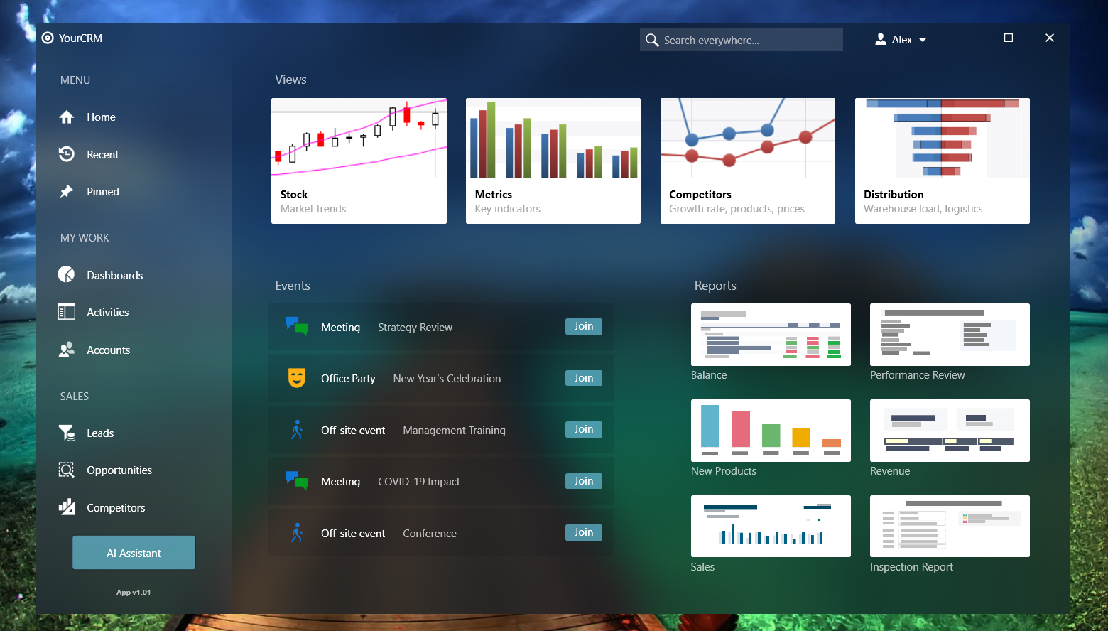 WPF App Design   Views with Flexible Appearance Options