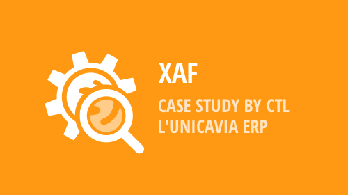 XAF - WinForms UI Case Study by CTL Computertechnik Lang