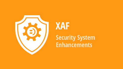 XAF - Release of Security System API for EF Core, Action Permissions, New Documentation, Videos, Survey (v20.1.6)