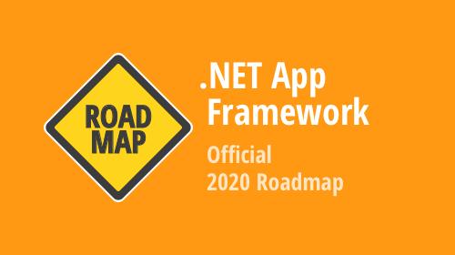 eXpressApp Framework - 2020 Roadmap