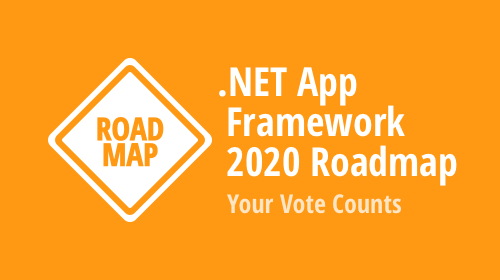 eXpressApp Framework Roadmap 2020 - Your Vote Counts