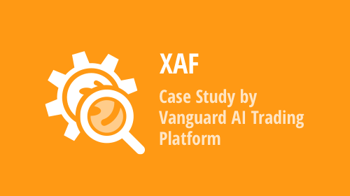 XAF - Vanguard AI and its Trading Platform (Cross-Platform .NET App UI)